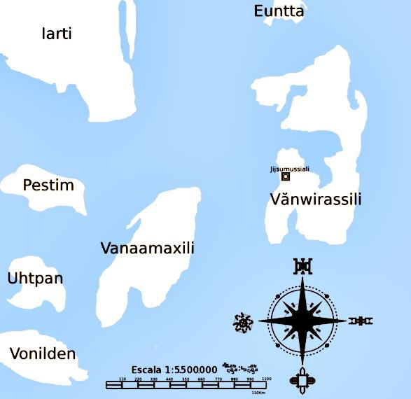 Alrededores de Vănwirassili por Jakeukalane
