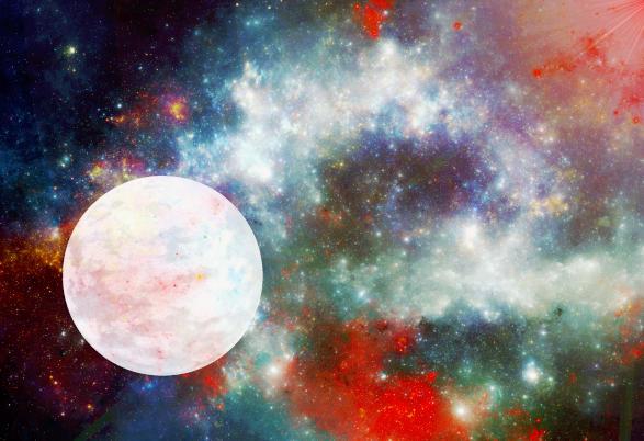 El Planeta Warji en la Era Ispadaliya por Jakeukalane