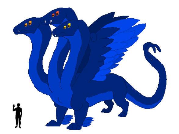 Los Taikainu Azules o Taikainuwêd por Casper Grey, modificada por Jakeukalane