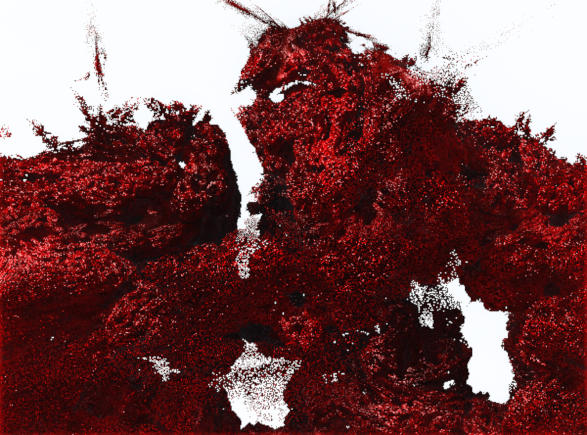 La Plaga de la Sangre Resplandeciente por Jakeukalane