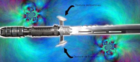 Armas de los Ilícidos Metálicos por Jakeukalane
