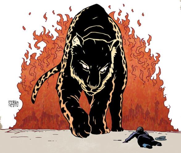Los Ndama de Fuego por Marton Szoke-Kiss