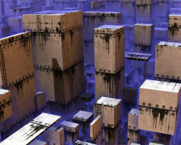 La Ciudad Fractal Moderna II