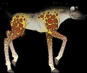 Hyenaiffe by tuscriaturas