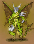 Dussianos Nnuhel by Dragondelalba by tuscriaturas