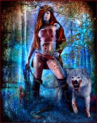 Red Riding Hood by jasonbeam