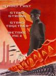 Retake ME3 - Soviet Hackett Poster