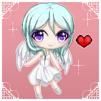 Little Angel II by BlackStarsShineToo