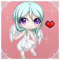 Little Angel II by BlackStarsShineToo