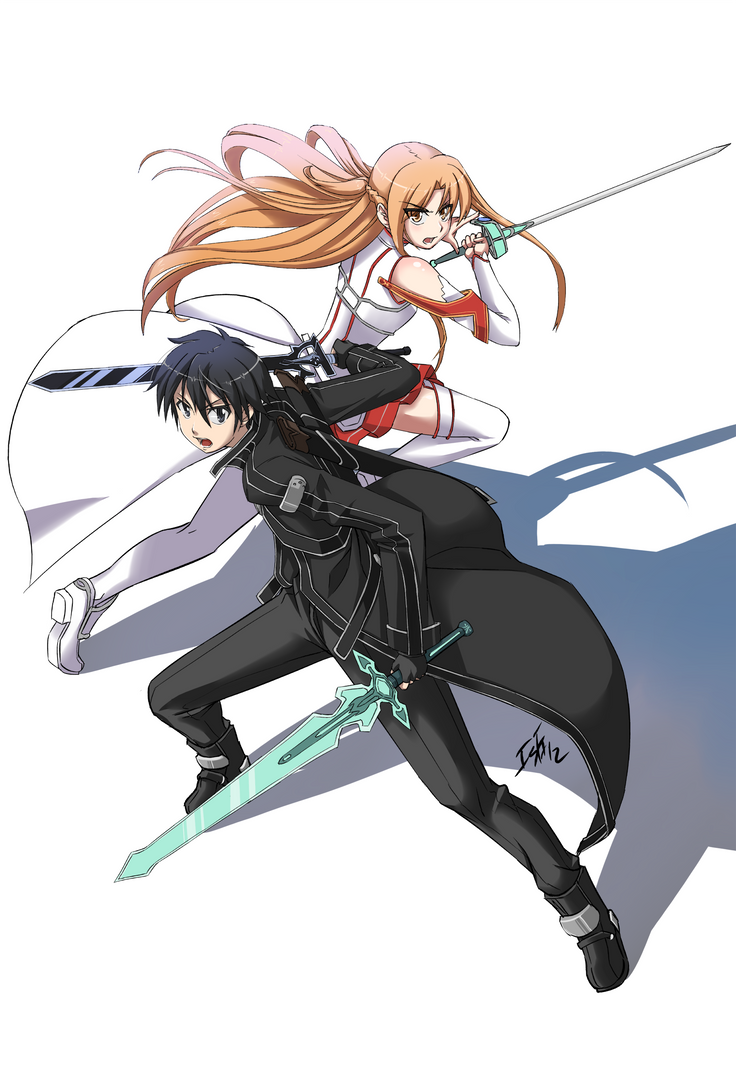Sword Art by ishquid