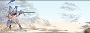Commission: Aoko