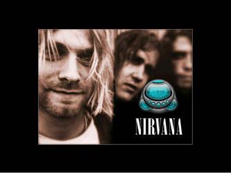 my nirvana desktop by sowmiles