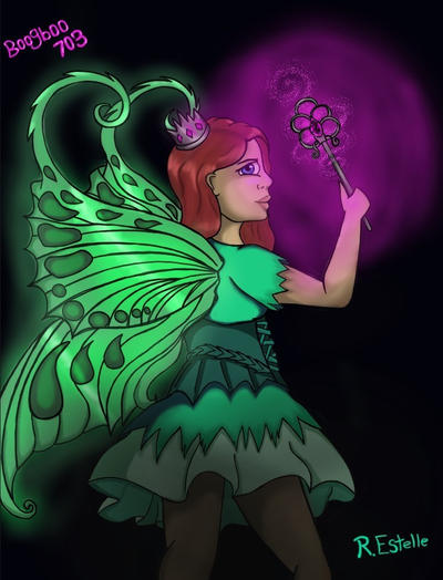 The girlfriend fairy by Boogboo703