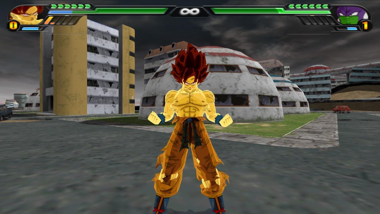 dragon ball budokai tenkaichi 3 mod super download