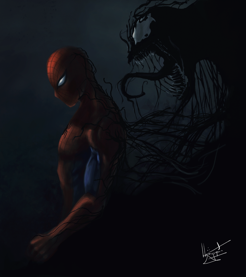 Friendly Neighborhood by sulakaurisandro