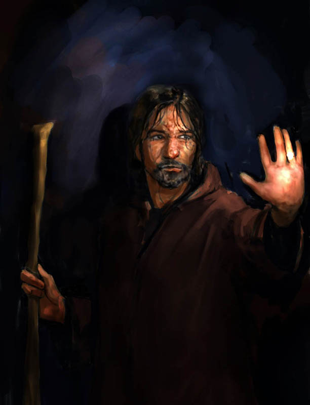 Thomas Covenant The Unbeliever by Mirk0