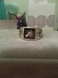 Wolf Ring 1