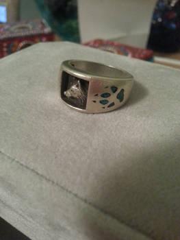 Wolf Ring 2