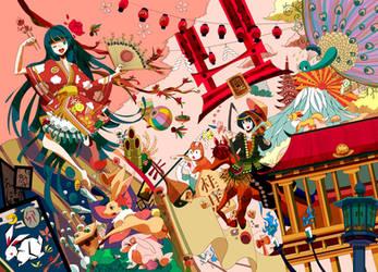Japan! by chamooi