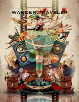 WANDER TRAVELER by chamooi