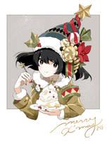 Yummy Christmas by chamooi