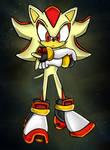 Super Shadow The Hedgehog - Sa Style