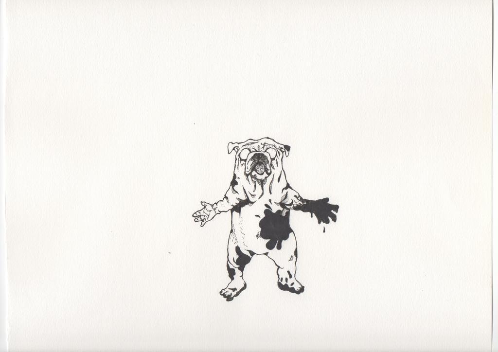 jake the dog. by PointyJake