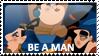 Mulan - Be a man stamp1 by Luray