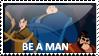 Mulan - Be a man stamp2 by Luray
