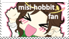 Misi-hobbit stamp by Luray