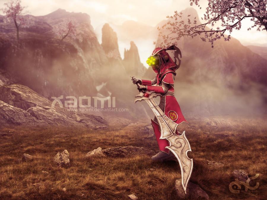 Master Yi by Xaomi