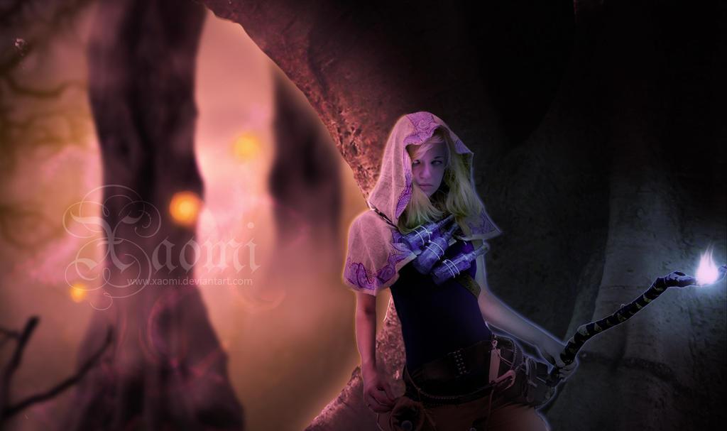 Spellthief Lux by Xaomi