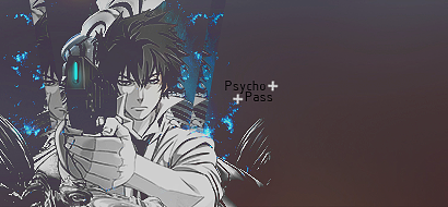 Psycho Pass Tag by MF21