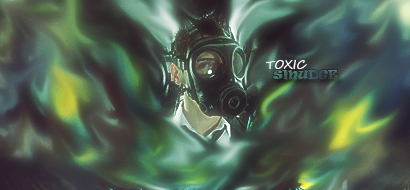 Toxic Smudge by MF21