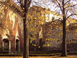 Autumn Abbey