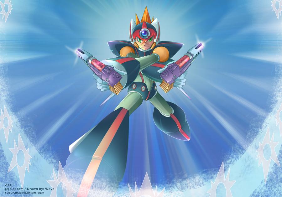 Axl - Sonic Boom by suzuran