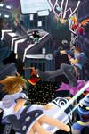 Kingdom Hearts - Final Fight