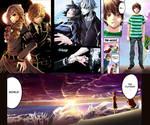 Manga Colors 001 by suzuran