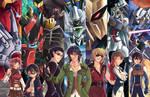 Super Robot Wars Z2 Tribute
