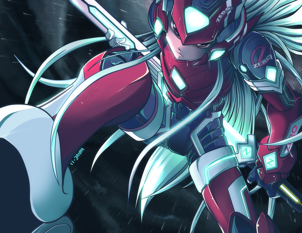 Megaman Zero Wallpaper