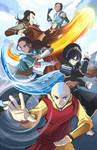 Avatar Last Airbender - All Grown Up