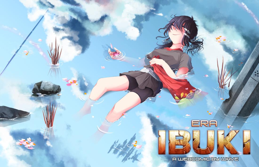 ERA: IBUKI 2nd Cover by suzuran
