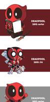Chibi Deadpools