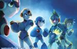 Mega Man - Final Smash by suzuran