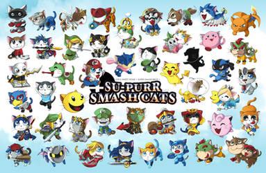 Supurr Smash Cats