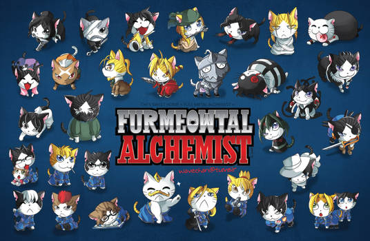 Fur Meowtal Alchemist