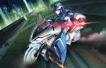 Ver. Ke and Ride Chaser by suzuran