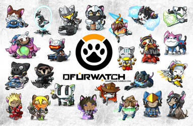 OFURWATCH by suzuran