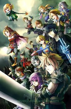 Final Fantasy ( Dissidia )