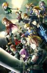 Final Fantasy ( Dissidia ) by suzuran